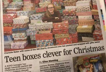 Christmas boxes