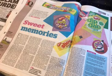 From Black Jacks to Sherbet Fountains – why the sweets of our childhood are making a comeback