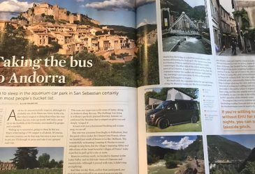 A grand European road trip - Volkswagen Camper & Commercial Magazine