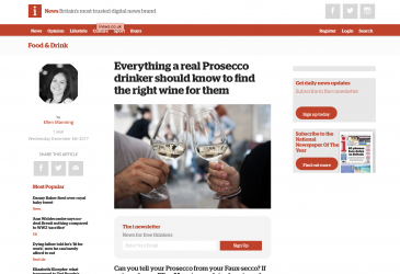 Everything a real Prosecco drinker should know to find the right wine for them