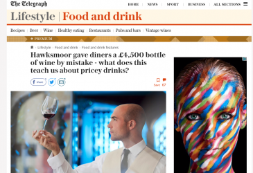 Hawksmoor gave diners a £4,500 bottle of wine by mistake - what does this teach us about pricey drinks?