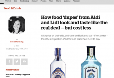 How food 'dupes' from Aldi and Lidl look and taste like the real deal — but cost less