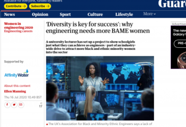 'Diversity is key for success'_ why engineering needs more BAME wome